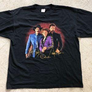 Other - Vintage Brooks and Dunn & Reba '97 Tour Shirt